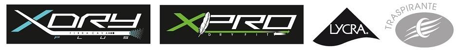 logo-XDry-Logo-XPro-logo-lycra-logo-traspirante